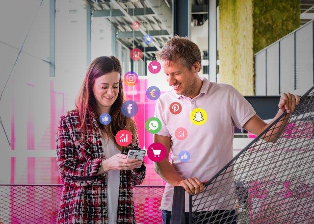 Marketplaces - In gesprek over Social Commerce