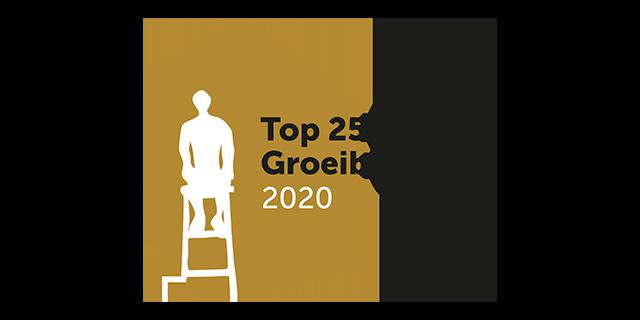 The top 250 growth companies